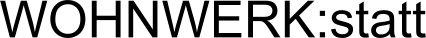 Die Wohnwerkstatt Kupferzell-Logo